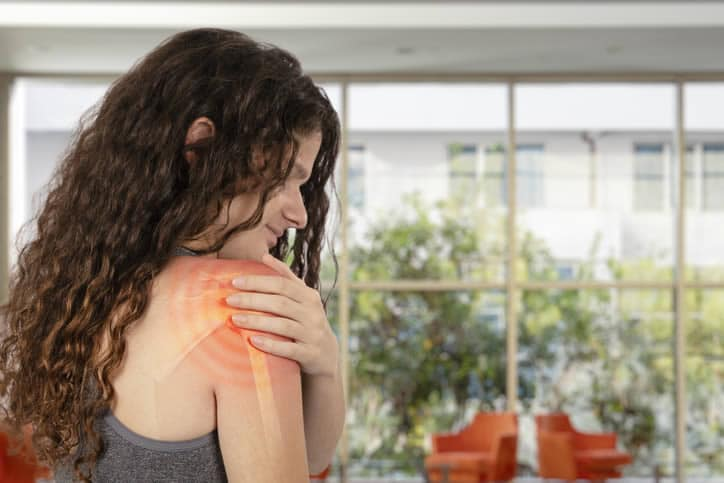 Non Surgical Rehabilitation of a Rotator Cuff