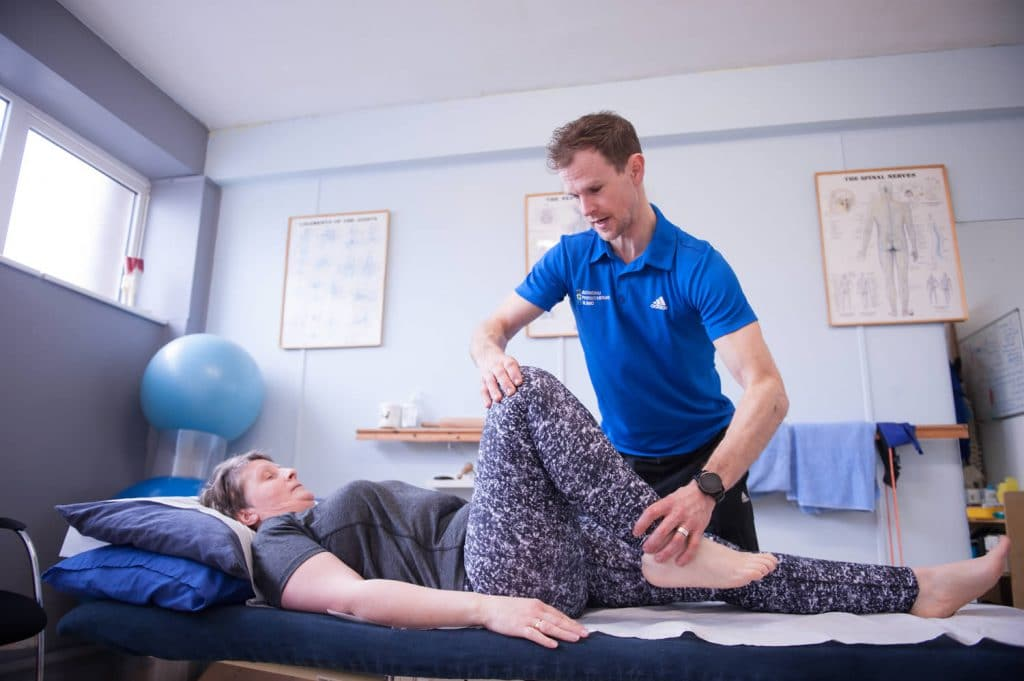 Sports Physio Cork Treatment